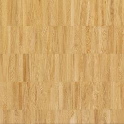 Parquet à coller Chêne Parallèle 24 | Planchers bois | Bauwerk Parkett
