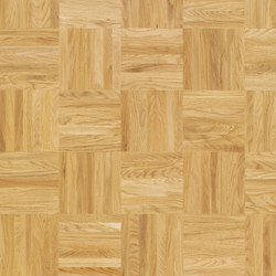 Solid parquet Oak Mosaic 24 | Wood flooring | Bauwerk Parkett