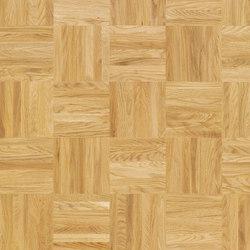 Pavimento massello Rovere Mosaico 24 | Pavimenti legno | Bauwerk Parkett