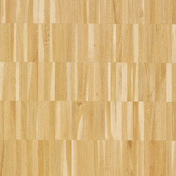 Solid parquet Oak Parallel 34 | Wood flooring | Bauwerk Parkett