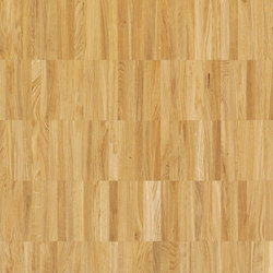 Solid parquet Oak Parallel 35 | Wood flooring | Bauwerk Parkett