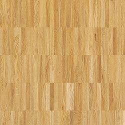 Klebeparkett Eiche Parallel 35 | Holzböden | Bauwerk Parkett