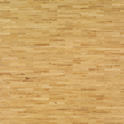 Solid parquet Oak English 35 | Wood flooring | Bauwerk Parkett