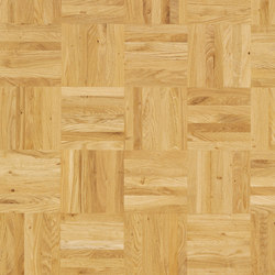 Solid parquet Oak Mosaic 35 | Wood flooring | Bauwerk Parkett