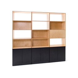 Palisades Wood | Shelving | Spacestor