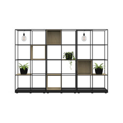 Palisades Grid | Shelving | Spacestor