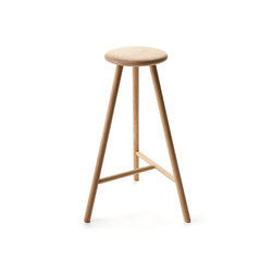 Linea Perch High | Bar stools | Nikari