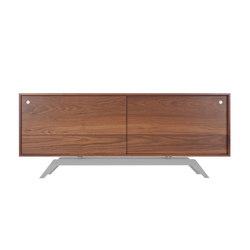 Elko Credenza Large - Walnut | Sideboards | Eastvold