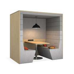Railway Carriage Classic | Office Pods | Spacestor