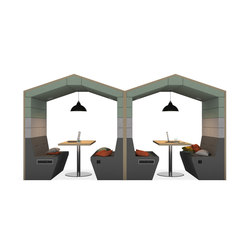 Railway Carriage | Lluvia de ideas / reuniones cortas | Spacestor