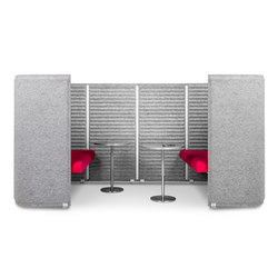 SoundRoom | Sound absorbing architectural systems | NOTI