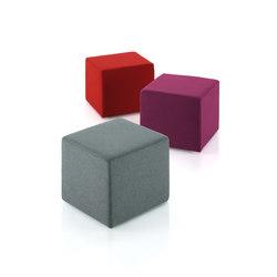 Cubo | Poufs / Polsterhocker | Pianca