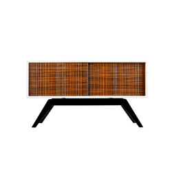 Elko Credenza Small - Linear | Buffets | Eastvold