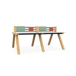 Zee Bench Desk | Desks | Spacestor