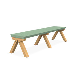 Zee Bench Desk | Benches | Spacestor