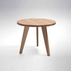 Sennhaus | Table Sennhaus Round | Mesas para restaurantes | Schmidinger Möbelbau