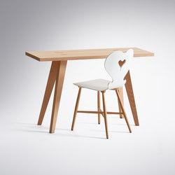 Sennhaus | Table Sennhaus | Console tables | Schmidinger Möbelbau