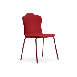 Jacket | Visitors chairs / Side chairs | OFFECCT