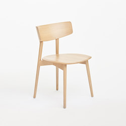 Marlon Solid Wood Dining Chair | Chairs | AXEL VEIT