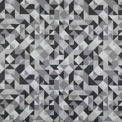 Junko 01-Silver | Tessuti decorative | FR-One