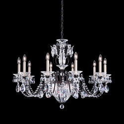 Bagatelle Chandelier | Kronleuchter | Swarovski Lighting
