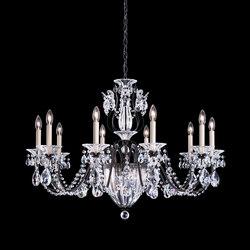 Bagatelle Chandelier | Lámparas de araña | Swarovski Lighting