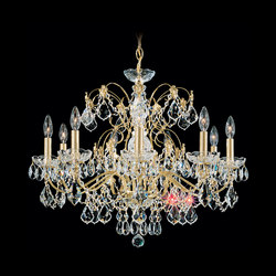 Century Chandelier | Ceiling suspended chandeliers | Swarovski Lighting