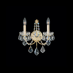 Century Wall Light | Chandeliers | Schonbek