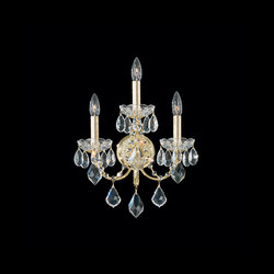 Century Wall Light | Lustres muraux | Swarovski Lighting