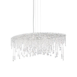 Chantant Pendant | Suspended lights | Schonbek