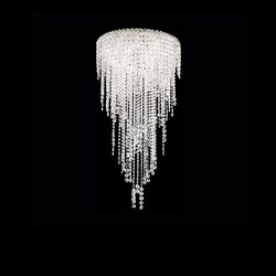 Chantant Ceiling Light | Allgemeinbeleuchtung | Swarovski Lighting