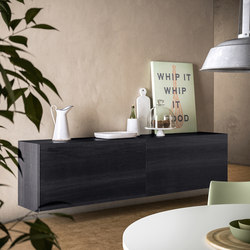 People | flush-sliding door sideboard | Sideboards | Pianca