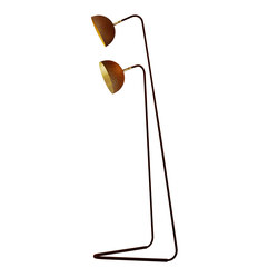 The Queen floor lamp double | Free-standing lights | mammalampa