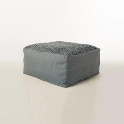 Accessories | Site Brick outdoor pouf | Poufs / Polsterhocker | Warli