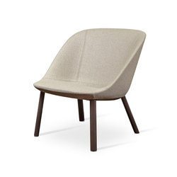 Esse Lounge | armchair with legs | Sillones | Pianca