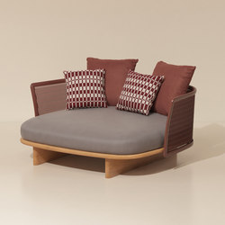 Mesh daybed | Seating islands | KETTAL
