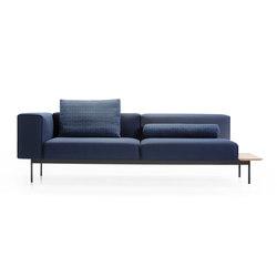 Convert modular sofa | Divani lounge | Prostoria