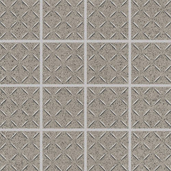 Cross-Colors Mingles Grey Mingle | Ceramic mosaics | Crossville