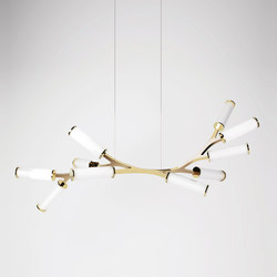 Haara | Suspended lights | Cameron Design House