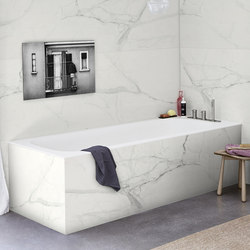 R1 with panels | Bathtubs | Rexa Design