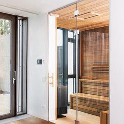 Cedar Indoor sauna | Saunas | DEISL SAUNA & WELLNESS
