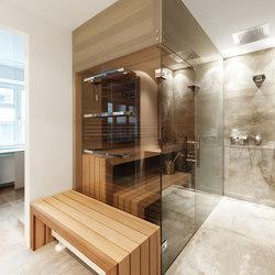 Cedar Panoramic sauna | Saunas | DEISL SAUNA & WELLNESS