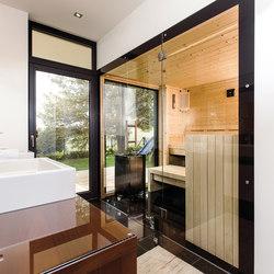 Spruce Indoor sauna | Saunas | DEISL SAUNA & WELLNESS