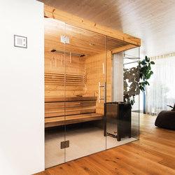 Spruce Panoramic sauna | Saunas | DEISL SAUNA & WELLNESS
