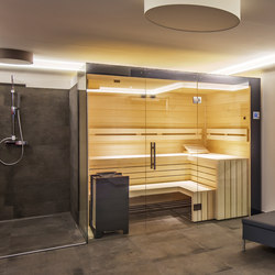 Aspen Indoor sauna | Saunas | DEISL SAUNA & WELLNESS
