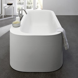 R1 oval bathtub | Bathtubs | Rexa Design