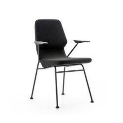 Oblique chaise métal | Chaises | Prostoria