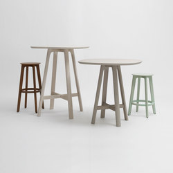 Rail Snack | Standing tables | Zeitraum