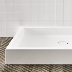 Unico Alto shower tray | Shower trays | Rexa Design