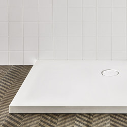 UNICO SHOWER TRAY | Shower trays | Rexa Design